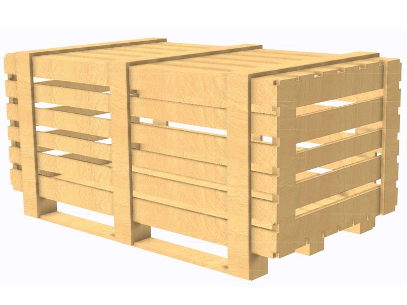 Timber Case Crate Wooden Packaging